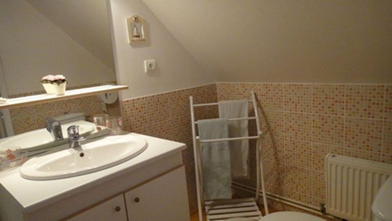 Chambre de gîte avec douche privée
