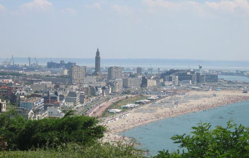 Séjour en Normandie dans la région du Havre
