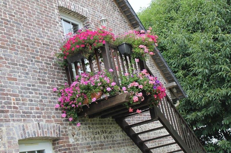 Salle en Normandie avec jardin